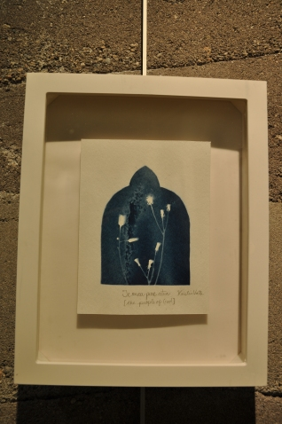 Te mau pure atua [the people of God] | Kristin Voth | cyanotype prints