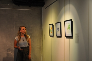 artist talk | Bre McDaniel