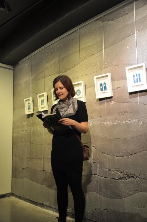 artist talk | Kristin Voth